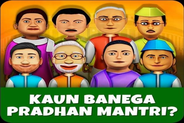 New Mobile Game 'Kaun Banega Pradhan Mantri' Launched In The Midst Of Lok Sabha Elections