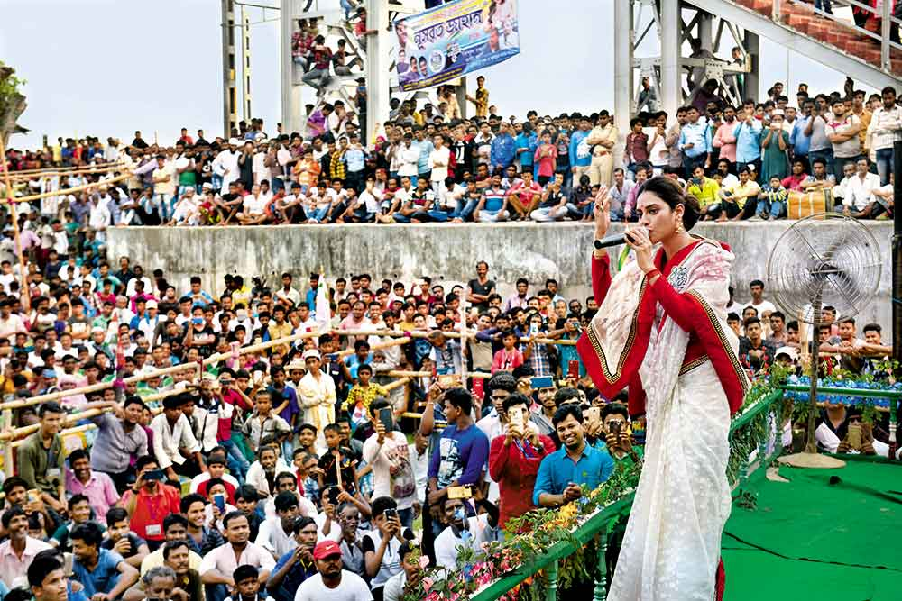 Tollywood's Political Kahani: Scripted, Produced And Directed by Trinamool Congress!