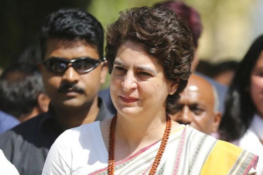 BJP's Nationalism 'Devoid Of Love For People, Country', Says Priyanka Gandhi