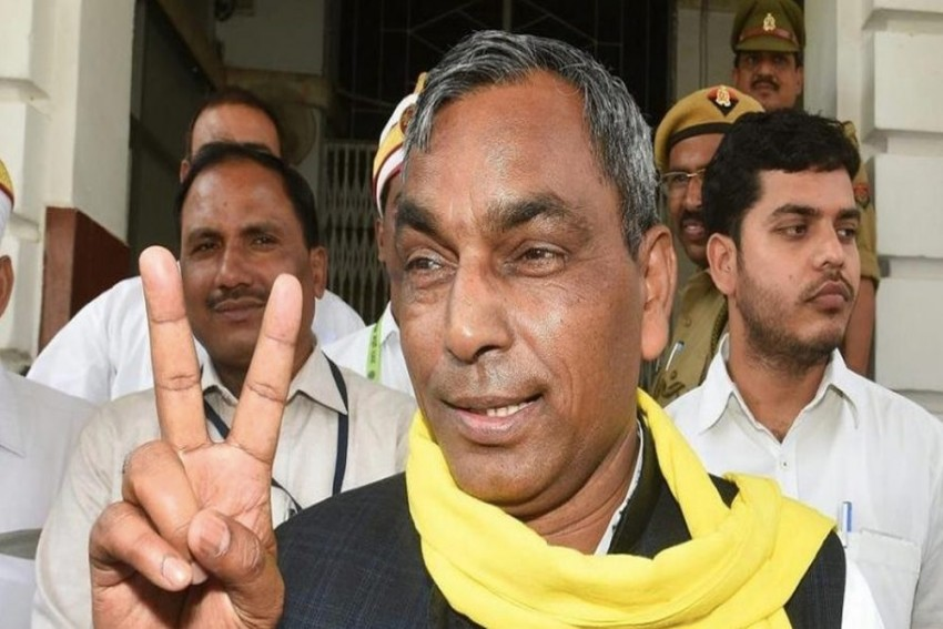 Would've Been Better If Decision Came 20 Days Ago: O P Rajbhar On His Sacking From UP Cabinet