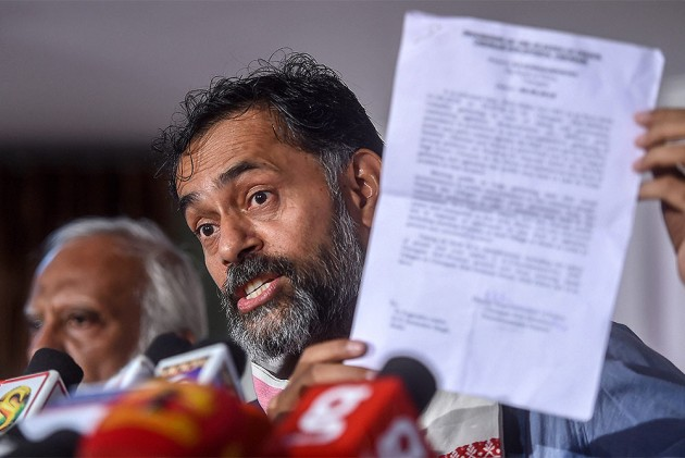 'Congress Must Die,' Says Yogendra Yadav After Exit Polls Predict Mammoth Victory For BJP