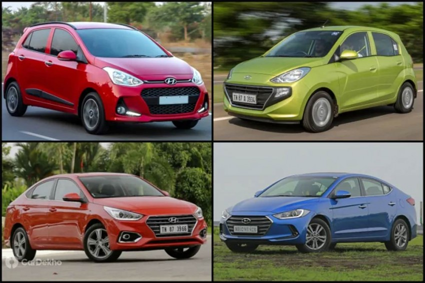 Hyundai Offering Benefits Of Up To Rs 2 Lakh