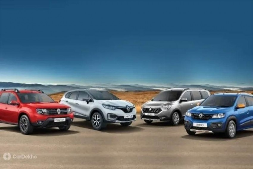 All Renault Cars On Discount In May; Captur Not Available With Rs 2 Lakh Discount Anymore