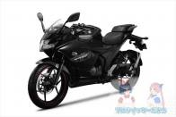 Here Are The Crystal Clear Images Of the 2019 Suzuki Gixxer SF!