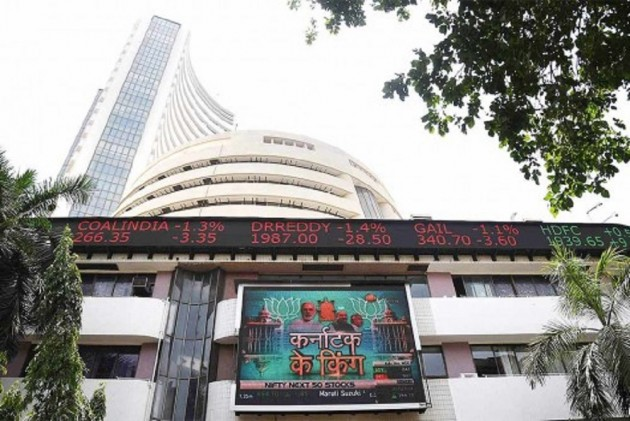 Sensex Jumps Over 200 Points To Hit All-time High In Early Trade