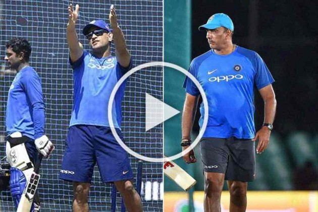 Cricket World Cup 2019: There's No One Better Than MS Dhoni, Says Ravi Shastri – WATCH