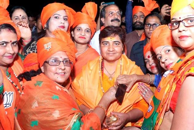 Madhya Pradesh Govt May Reopen Murder Case Involving Pragya Singh Thakur