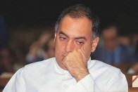 Leaders Pay Tribute To Former PM  Rajiv Gandhi On His 28th Death Anniversary