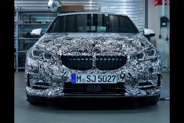 Next-Gen BMW 1-Series Unwrapped