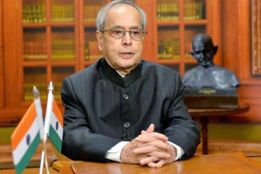 Election Commission Must Put All Speculations To Rest: Pranab Mukherjee On EVM Tampering Row