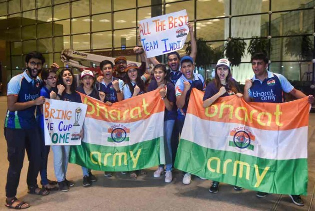Cricket World Cup 2019: Team India Leaves For England – In Pics