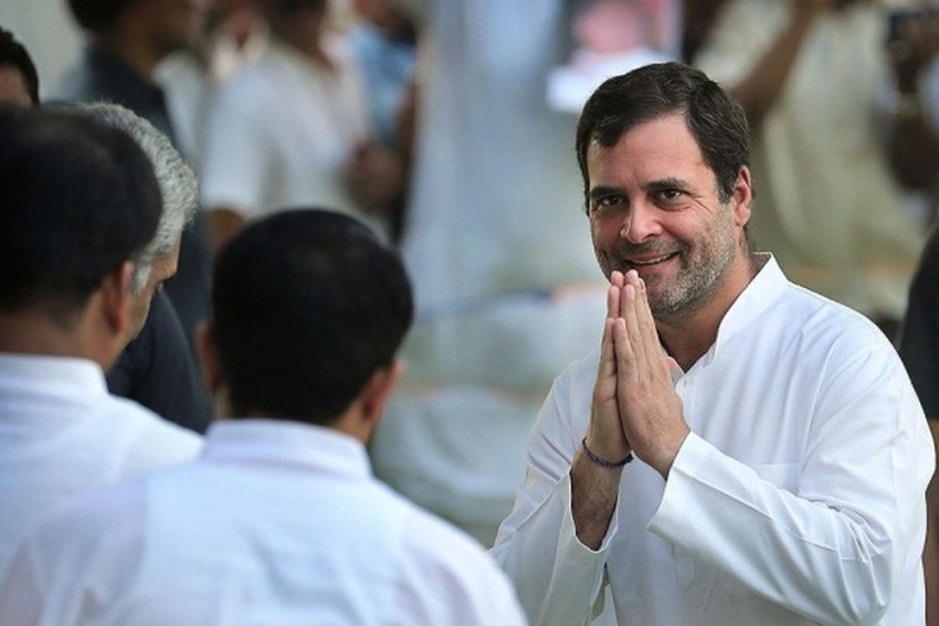 You're Fighting For Truth, Don't Be Upset With Fake Exit Polls: Rahul Gandhi To Party Workers
