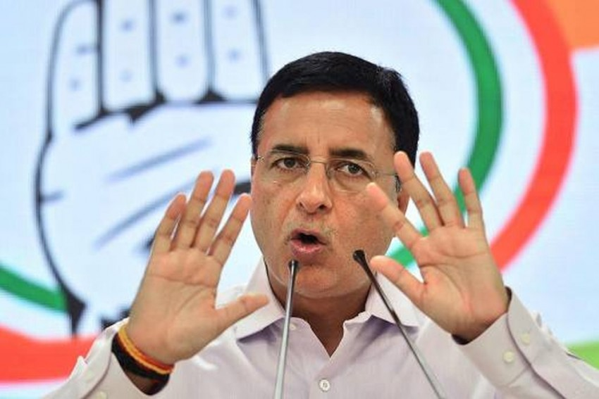EC Wants To Set New Precedent Of 'Dark Secrets', 'Secluded Chambers': Congress