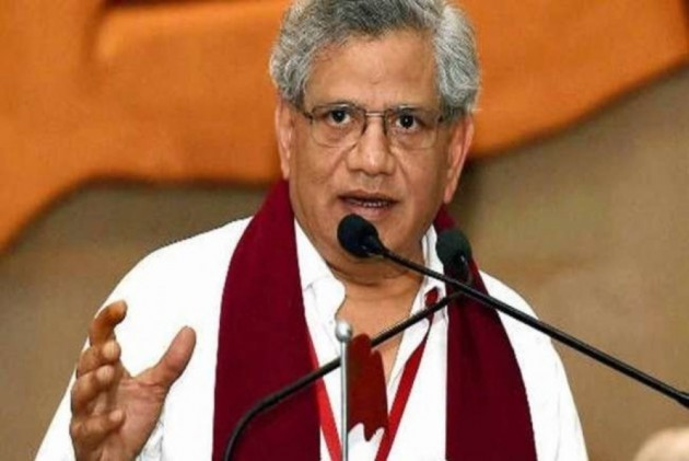 EC's Rejection Of Opposition's Demand On VVPATs Goes Against SC order, Says Sitaram Yechury