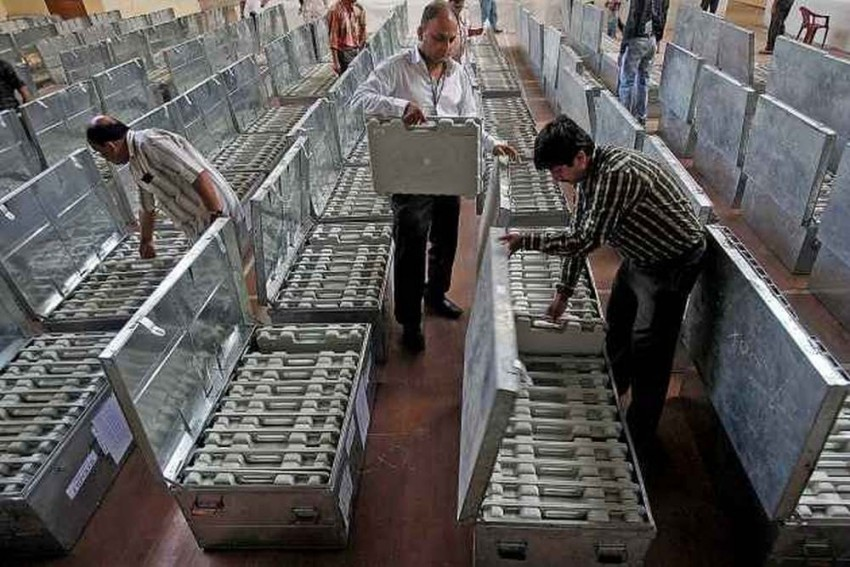 Who Will Form The Next Govt? Counting Of Votes For Lok Sabha Polls To Begin Thursday