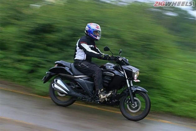 Suzuki To Roll Out A Bigger-Engined Intruder!