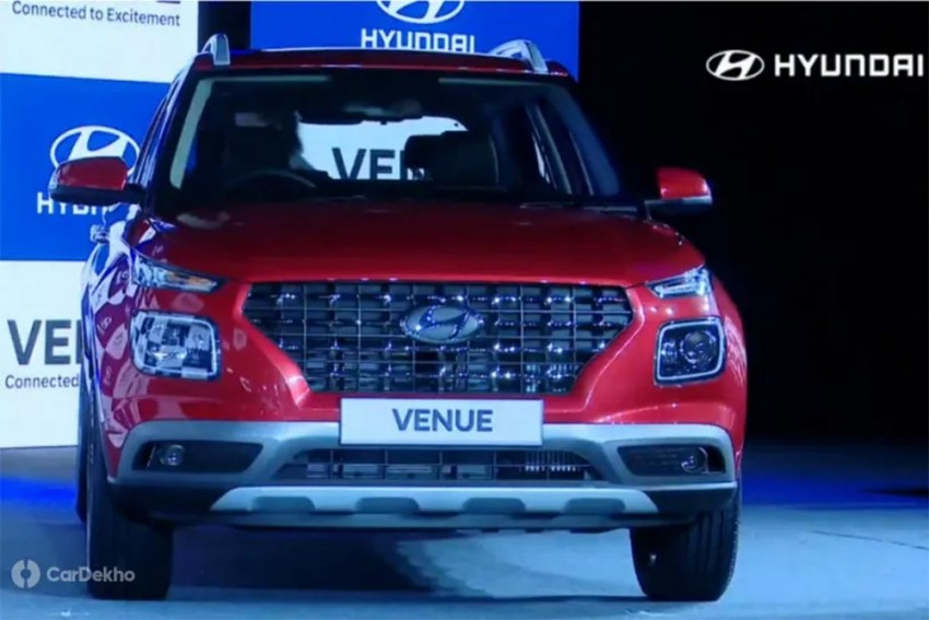 Hyundai Venue Launched, Price Starts At Rs 6.50 lakh