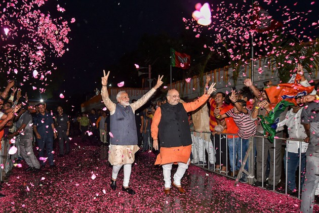 Image result for Modi's Win in India's Gigantic Election