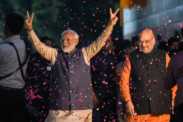 Lok Sabha Election Results LIVE Updates: 'We Need To Take Everybody Along For The Welfare Of Country,' Says PM Modi