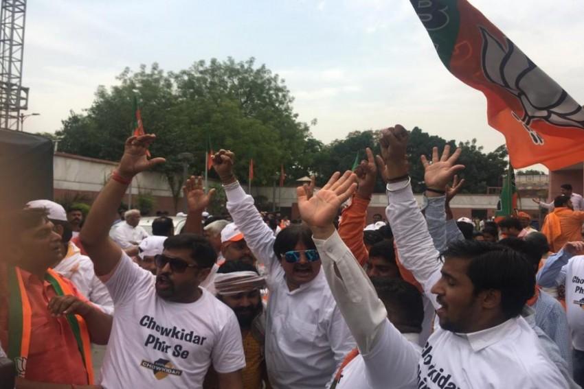 Lok Sabha Election Results: BJP Set To Return To Power As Modi Wave Sweeps India