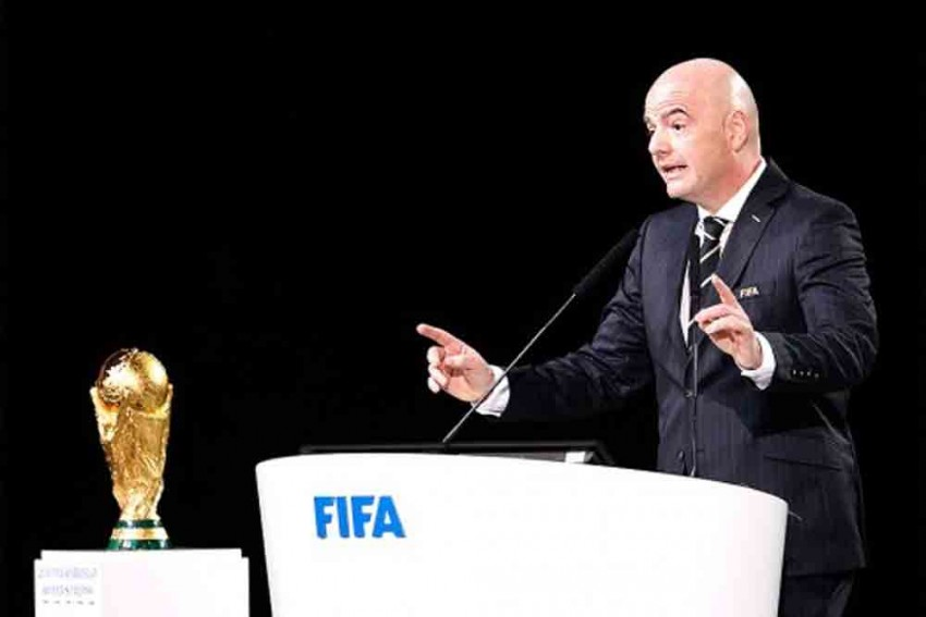 Blow To FIFA President Gianni Infantino, Qatar 2022 World Cup To Remain 32-Team Affair