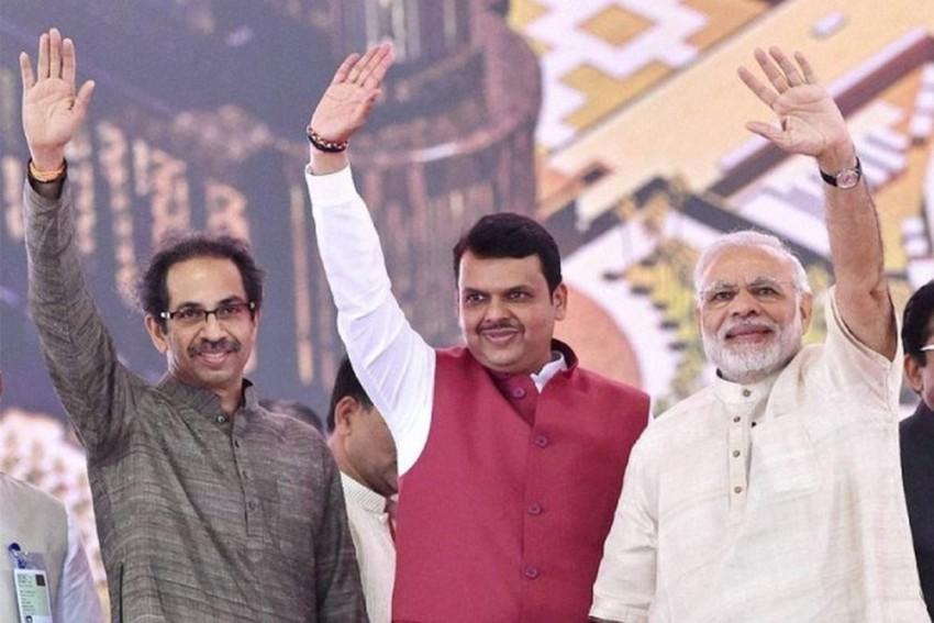 Lok Sabha Election Results: BJP-Sena Juggernaut Runs Over Congress-NCP In Maharashtra