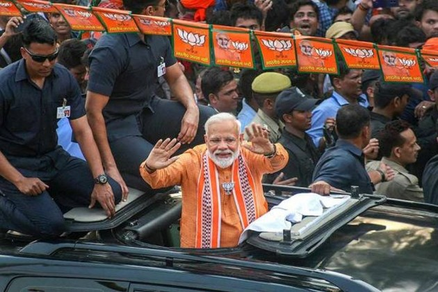Narendra Modi Only PM Set To Come Back To Power With Full Majority After Nehru And Indira Gandhi