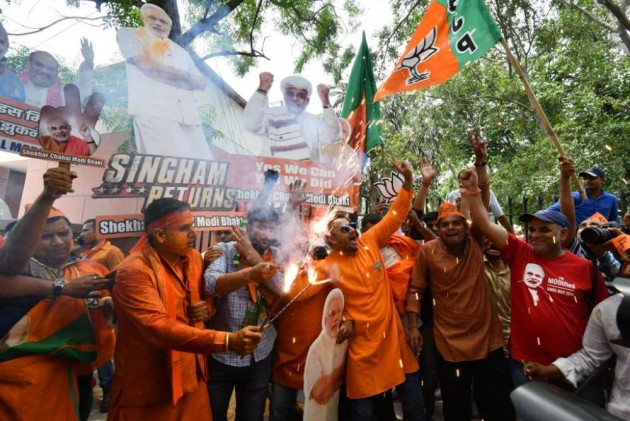 Lok Sabha Election Results: In Uttar Pradesh, Mahagathbandhan No Match To Narendra Modi's BJP