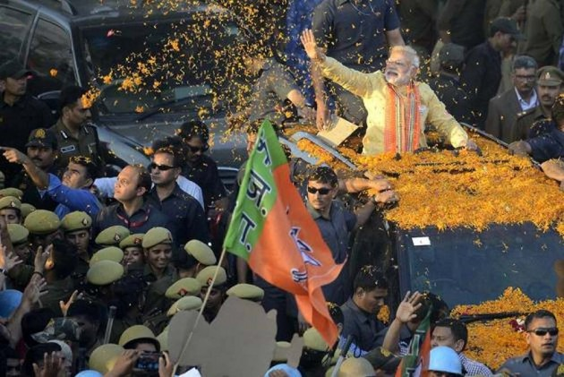 Lok Sabha Election Results: AAP Congratulates BJP, Hopes For Narendra Modi To Do Good Work In Future