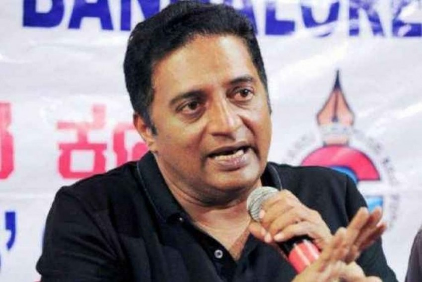 A Solid Slap On My Face:  Prakash Raj After Trailing Against BJP In Bengaluru Central