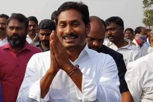 Jagan Mohan Reddy Set To Be New Andhra CM As YSRCP Set For Landslide Win