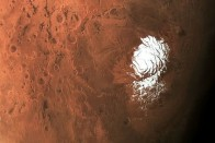 Scientists Discover Massive Water Reservoir On Mars
