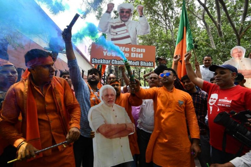 Lok Sabha Election Results: BJP Takes Karnataka By Storm, Set To Make Inroads Into Southern Part