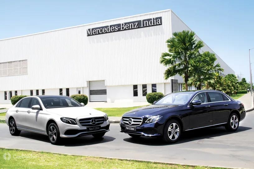 The 2019 Mercedes-Benz E-Class Is Greener Than Before!