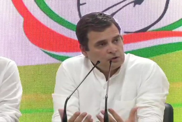 Congress Working Committee To Decide: Rahul Gandhi On His Resignation