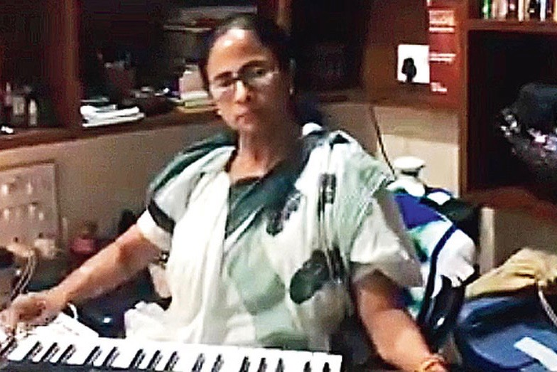 Mamata Banerjee Prays For Motherland Ahead Of Lok Sabha Results