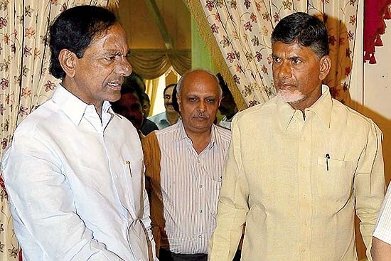 TDP's Total Rout In Andhra; Setback To TRS In Telangana