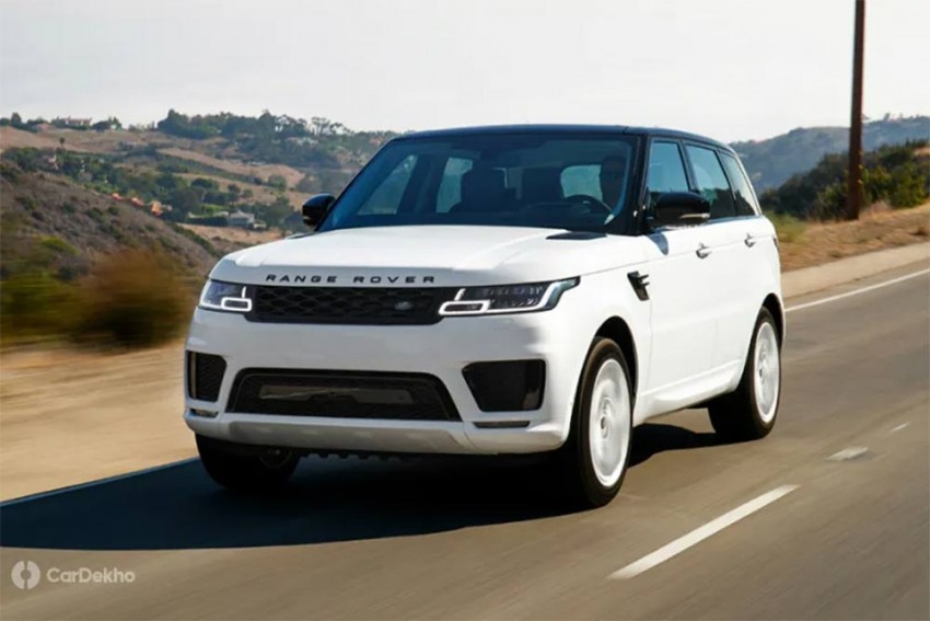 Range Rover Sport Gets 4-Cylinder Petrol Engine; Prices Now Start At Rs 86.71 Lakh