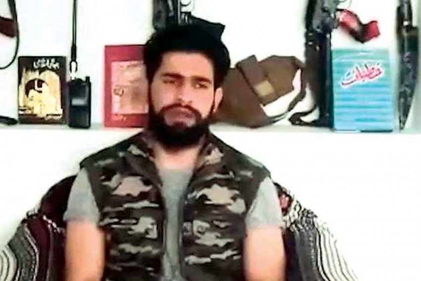Chief Of Al-Qaeda Kashmir Unit Zakir Musa Trapped After Encounter In South Kashmir