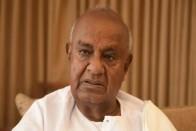 Karnataka's JD-S MP Prajwal Revanna Offers Resignation To Pave Way For Party Supremo Deve Gowda
