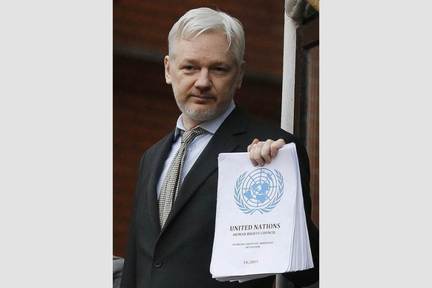 Julian Assange: WikiLeaks Founder Charged With Violation Of US Espionage Act