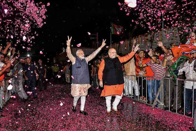 How Modi-Shah Arithmetic Proved Opposition Calculus Wrong