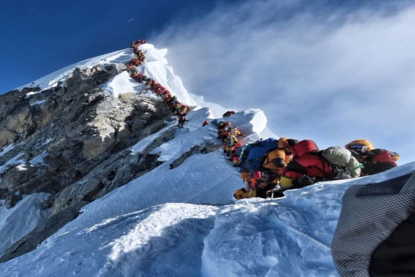 Two More Indian Mountaineers Die During Expedition To Mount Everest, Death Toll Of Indians Rises To 8