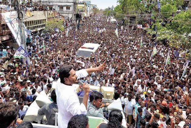 Chandrababu Naidu's TDP Dug Its Own Grave In Andhra Pradesh, Task Cut Out For YSRCP