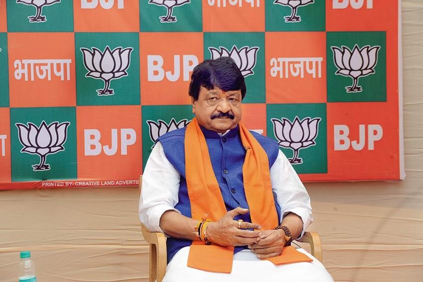 TMC Means Violence, Mamata Banerjee Means Violence: Kailash Vijayvargia