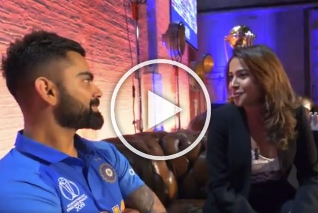 Cricket World Cup 2019: Virat Kohli Explains His 'Picks' To ICC 'Insider' Ridhima Pathak – WATCH