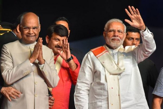 PM Modi To Meet President Kovind At 8pm, Stake Claim to Form Govt