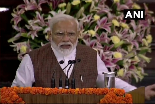 'Minorities Were Deceived By Those Who Practiced Vote Bank Politics, Have To Win Their Trust': Narendra Modi At NDA Meeting