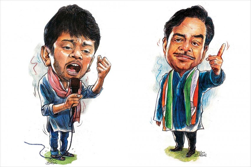 Bahari Not Bihari - Why BJP-JD(U) Jugalbandi Left RJD-Congress Out of Tune