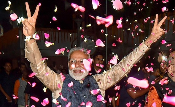 Narendra Modi: The Bachchan of Screen and Kohli on Field